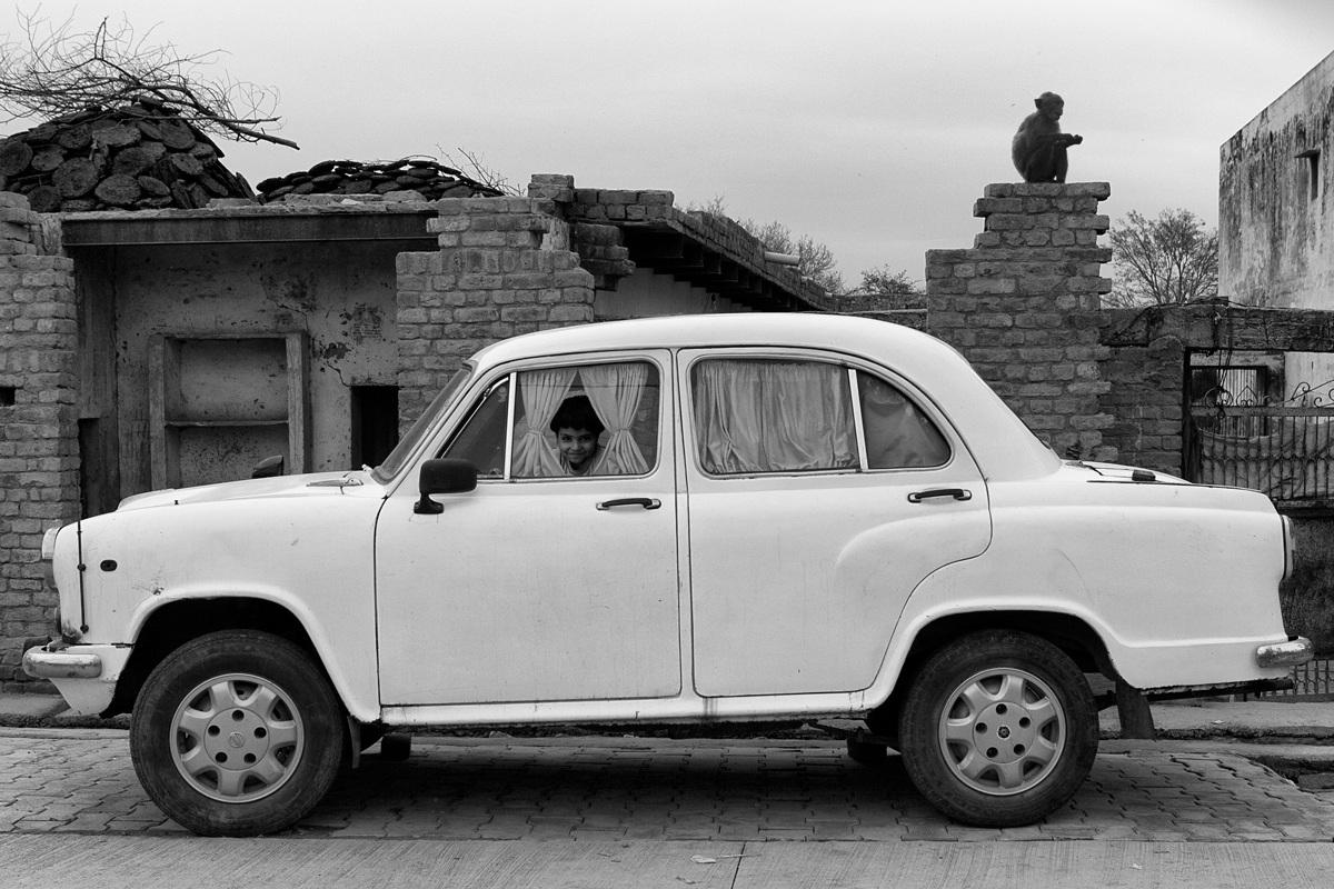 Ritratto,India....