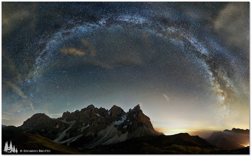 The Crown of the Dolomites...