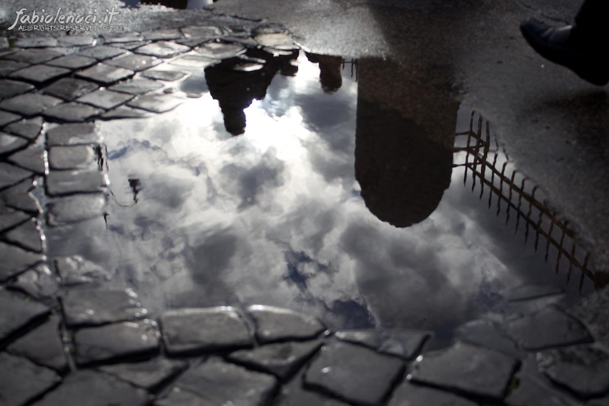 Piazza del Colosseo...
