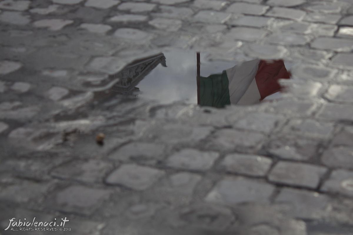 Piazza Venezia...