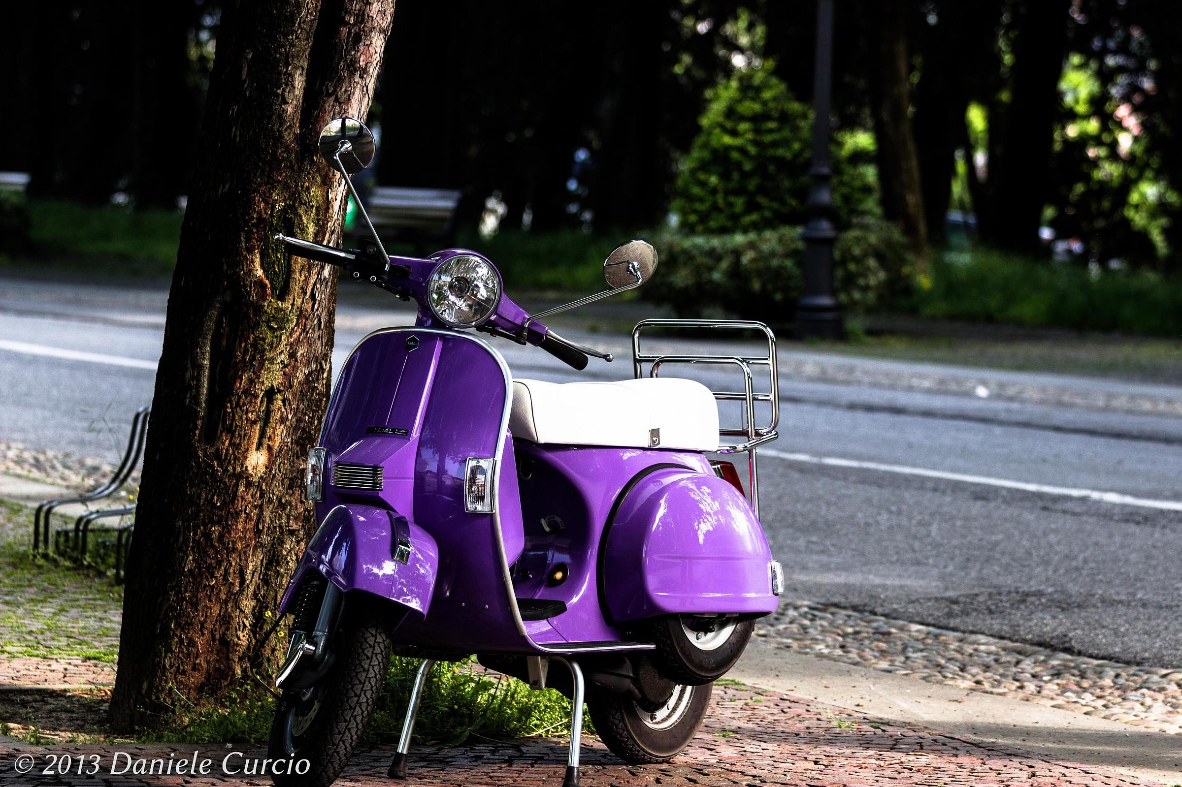 Purple Star!...