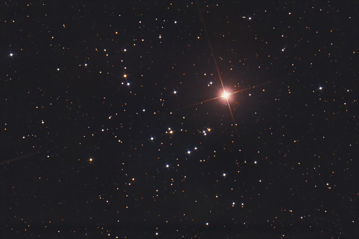 Marte in M44...