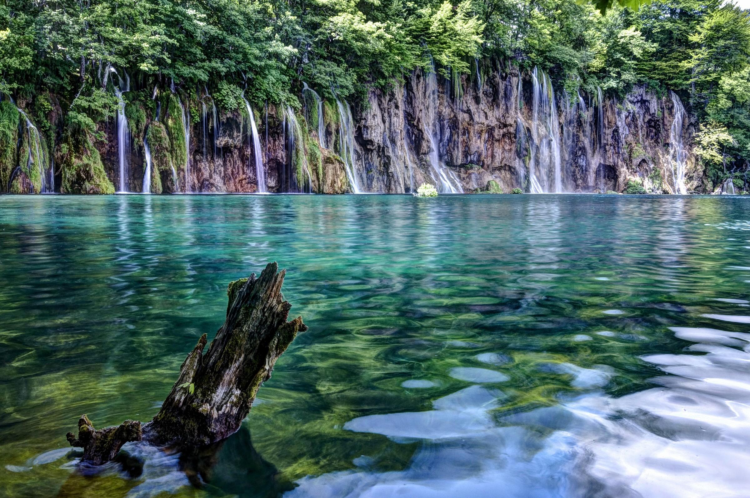 Plitvice Lakes...
