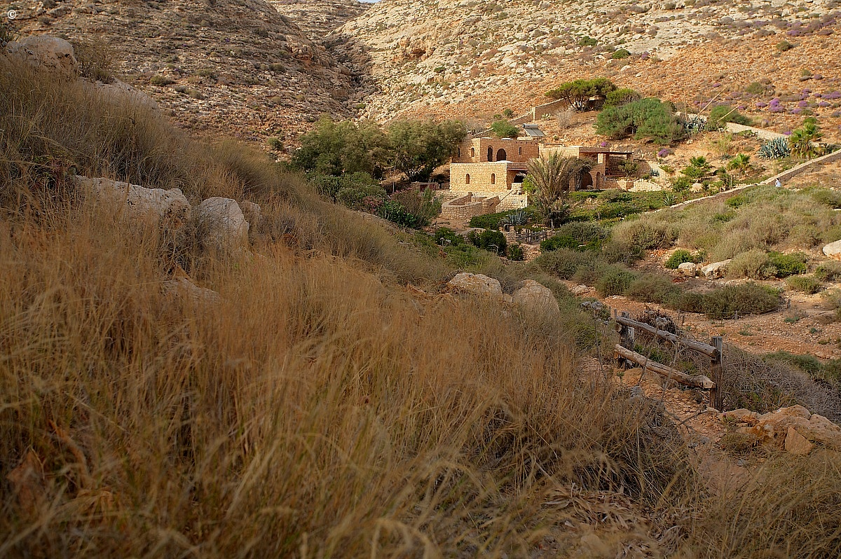 summer residence of a divo - Lampedusa...