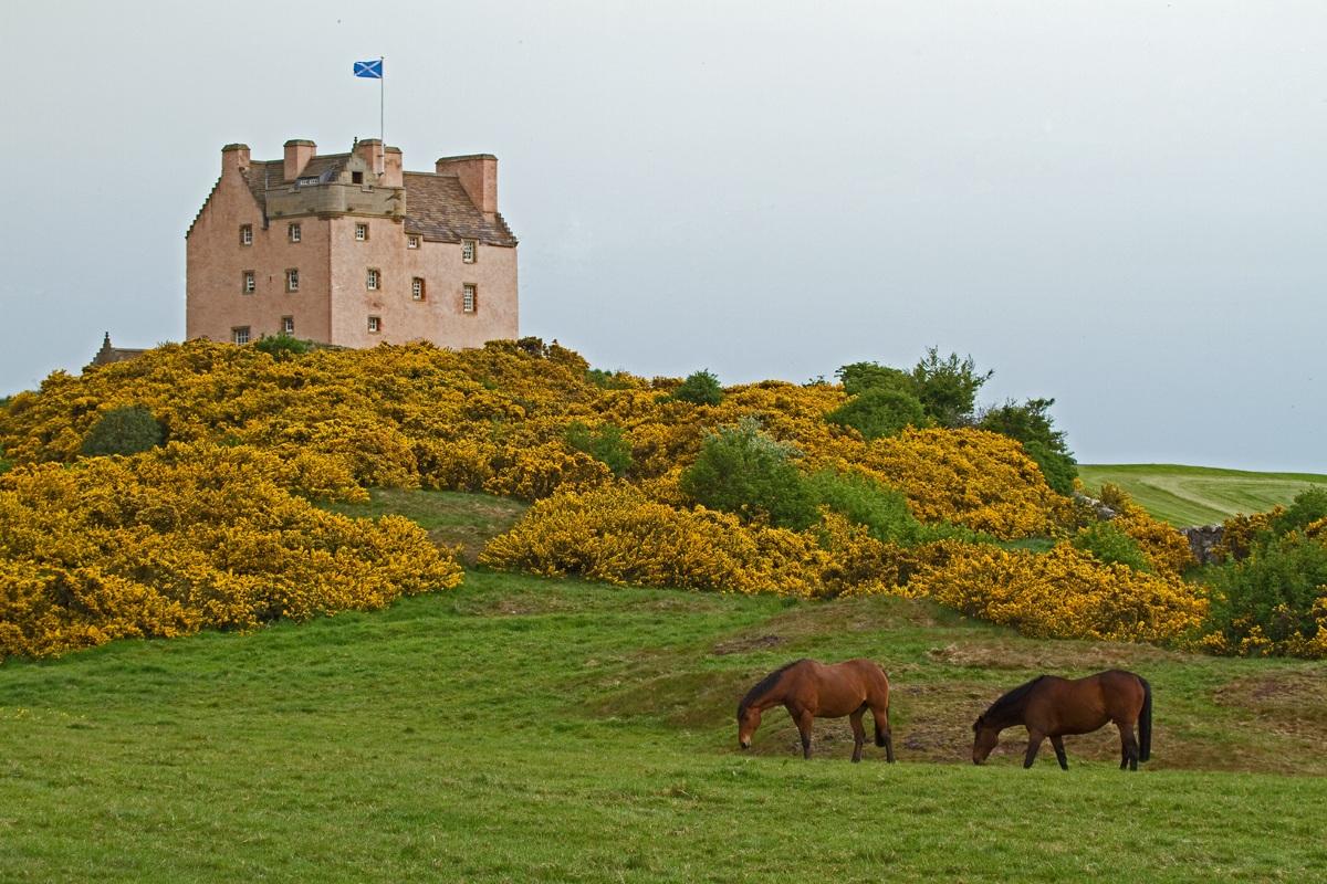 inland Scotland...