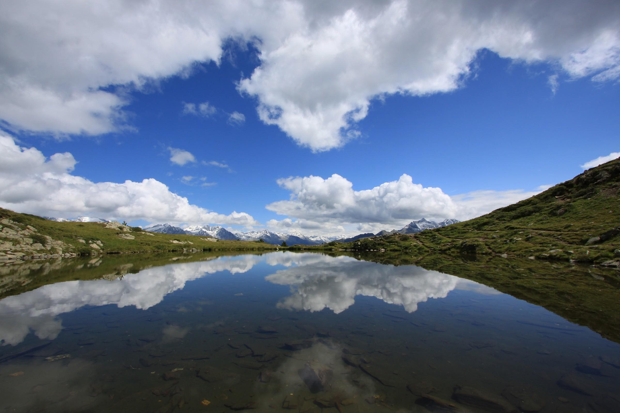 lago Speikboden...