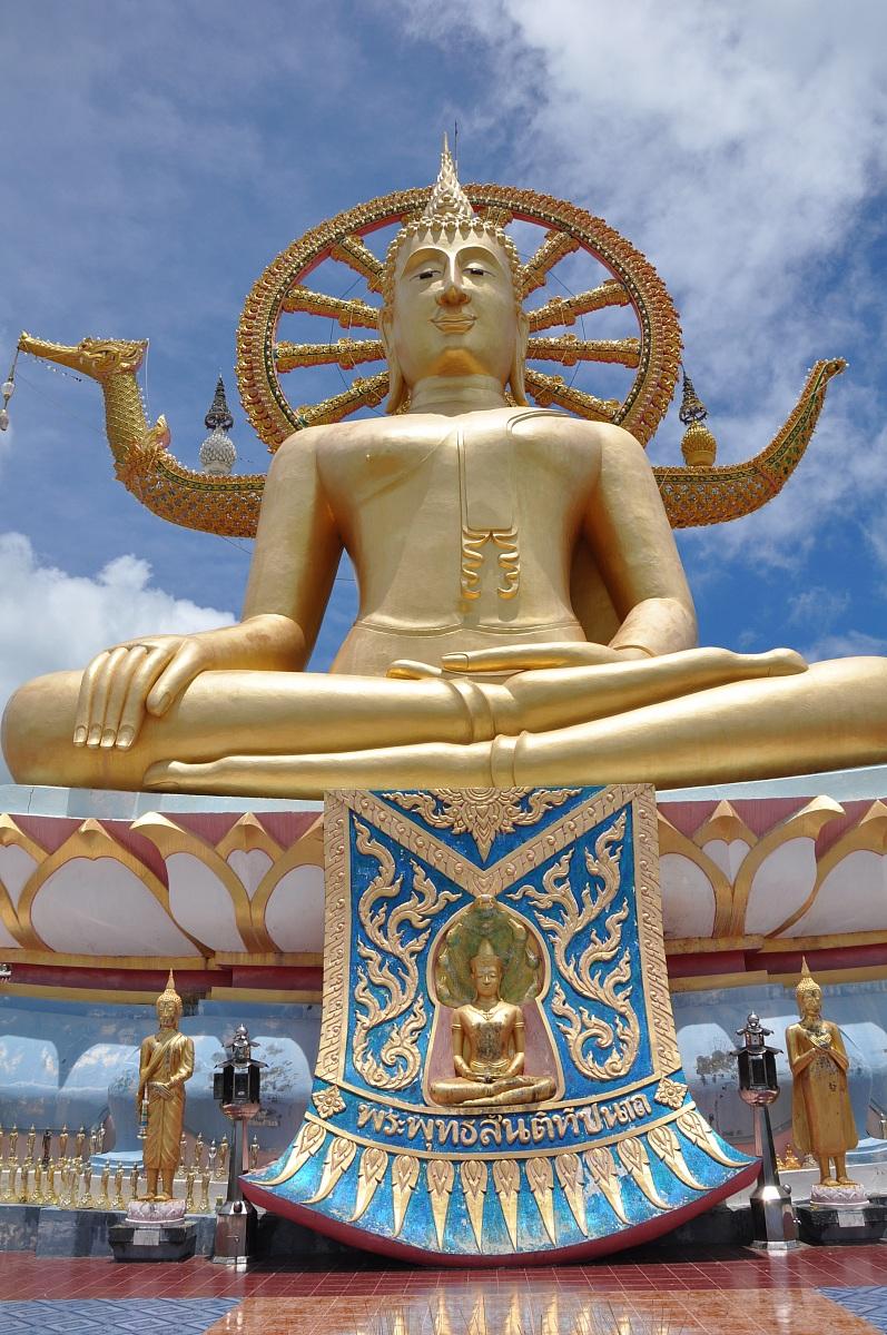 Big Buddha III...
