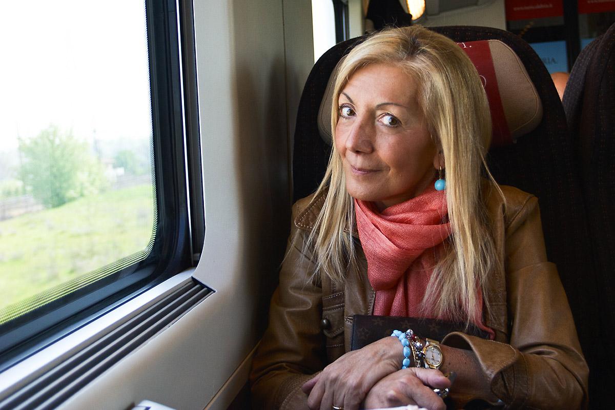 Francesca...