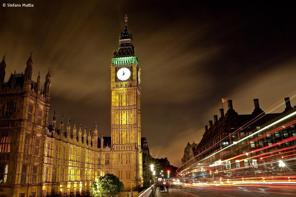 Big Ben...