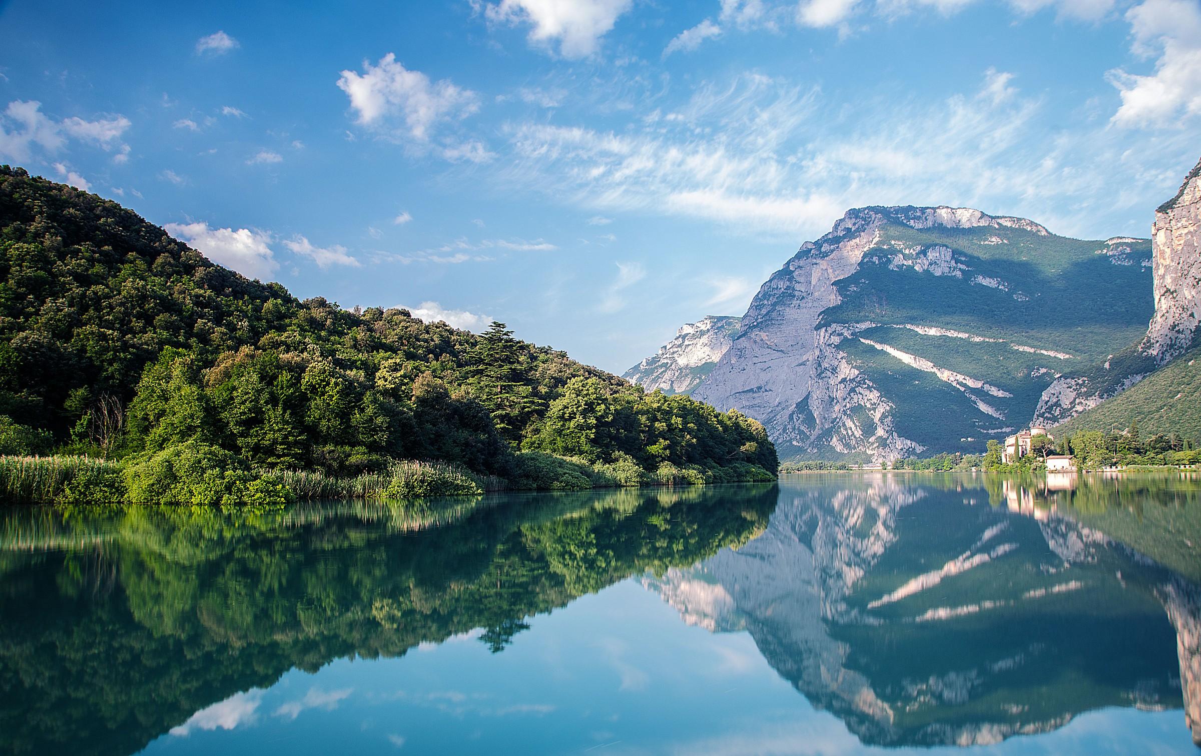 Lago di Toblino...
