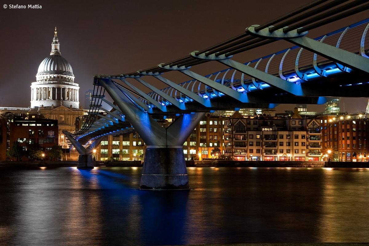 Millenium Bridge...
