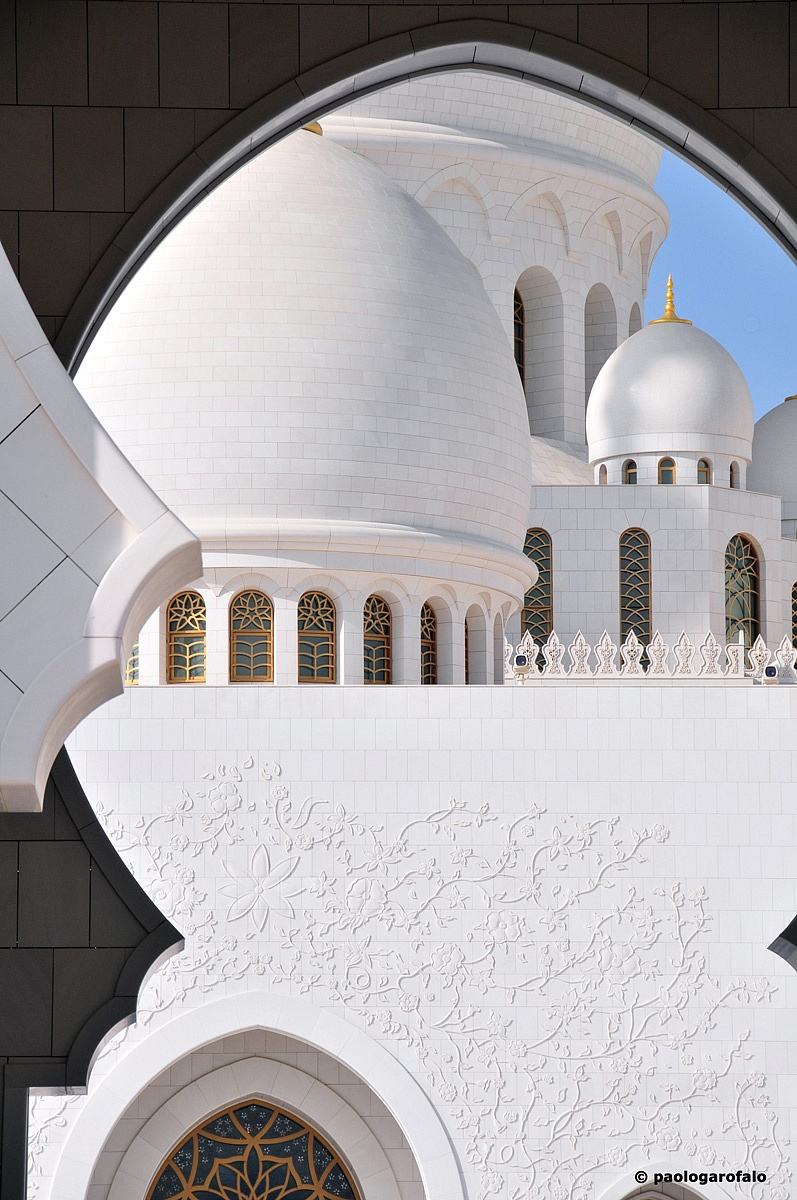 Sheik Zayed Grand Mosque...