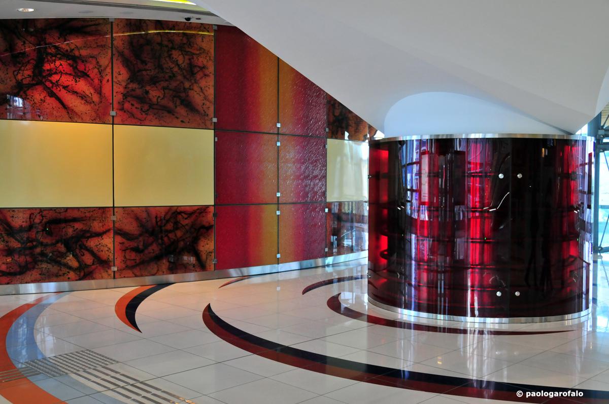 Dubai Emirates Towers Stn....