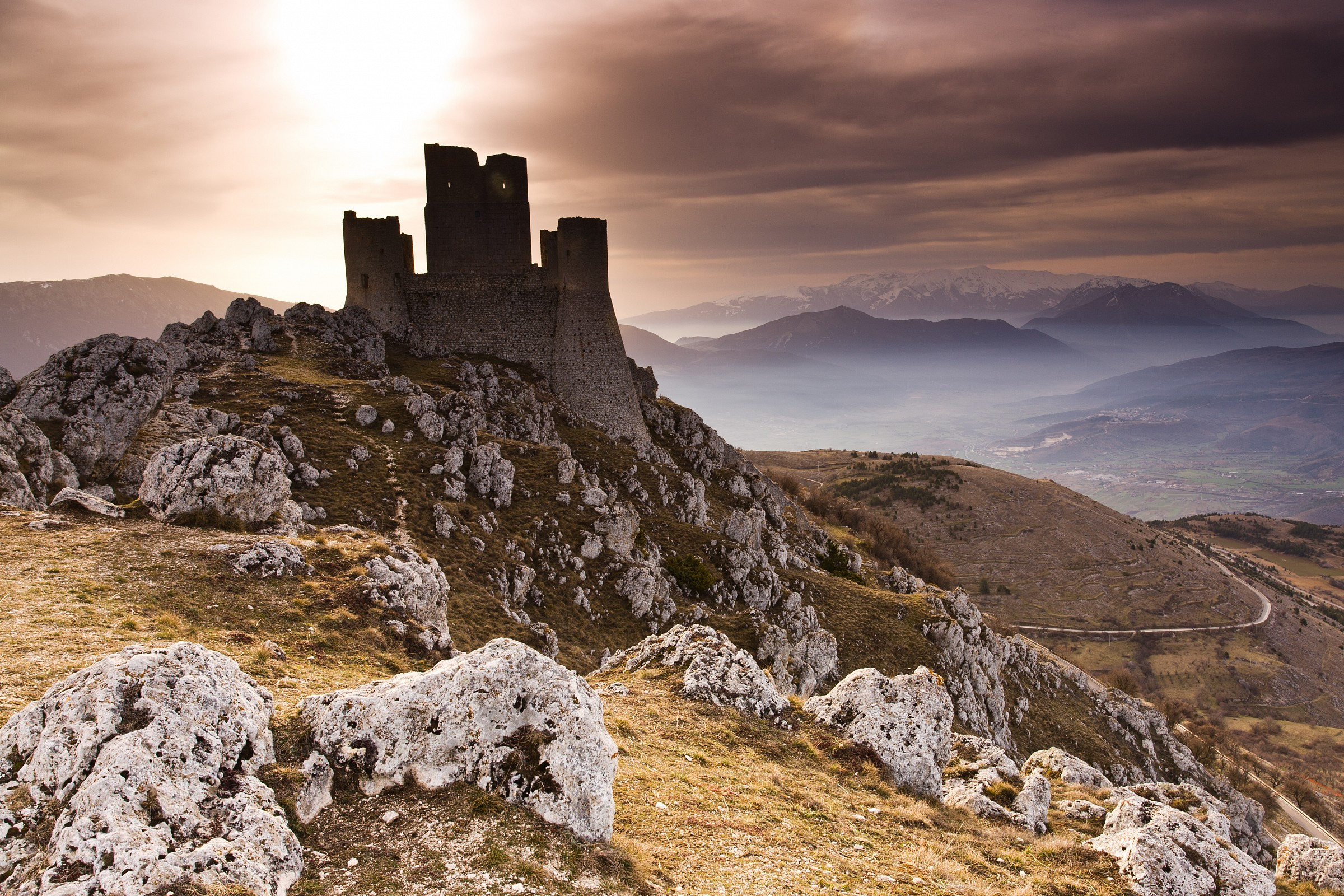 Rocca di Calascio...
