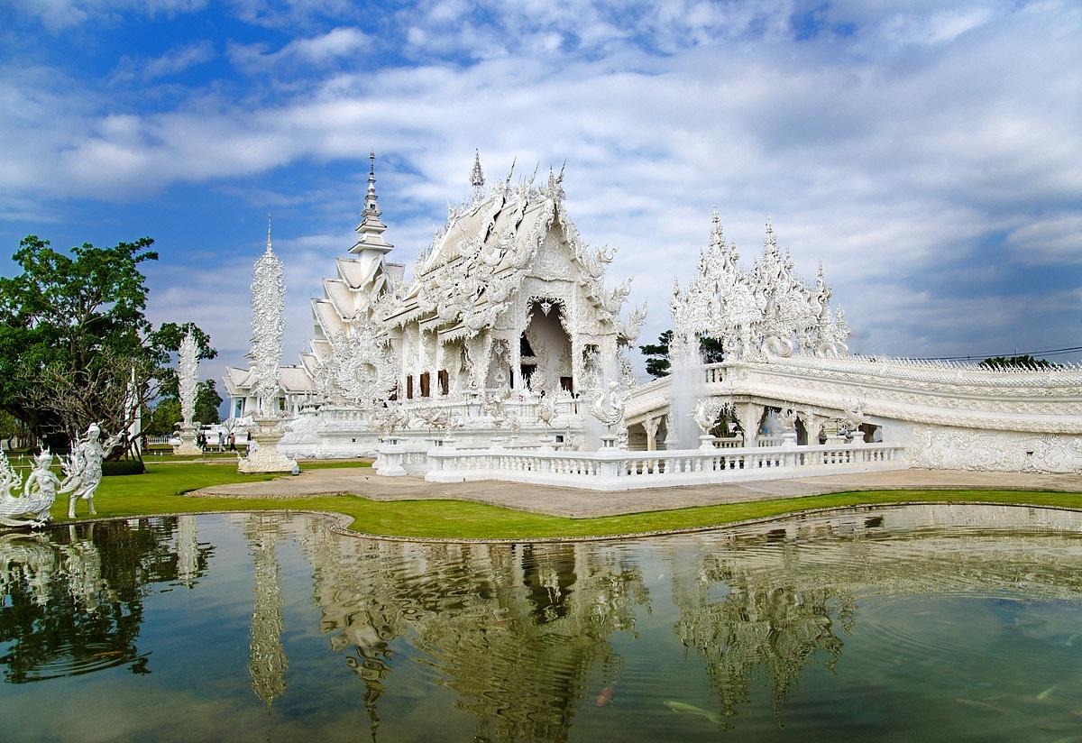 White Temple...