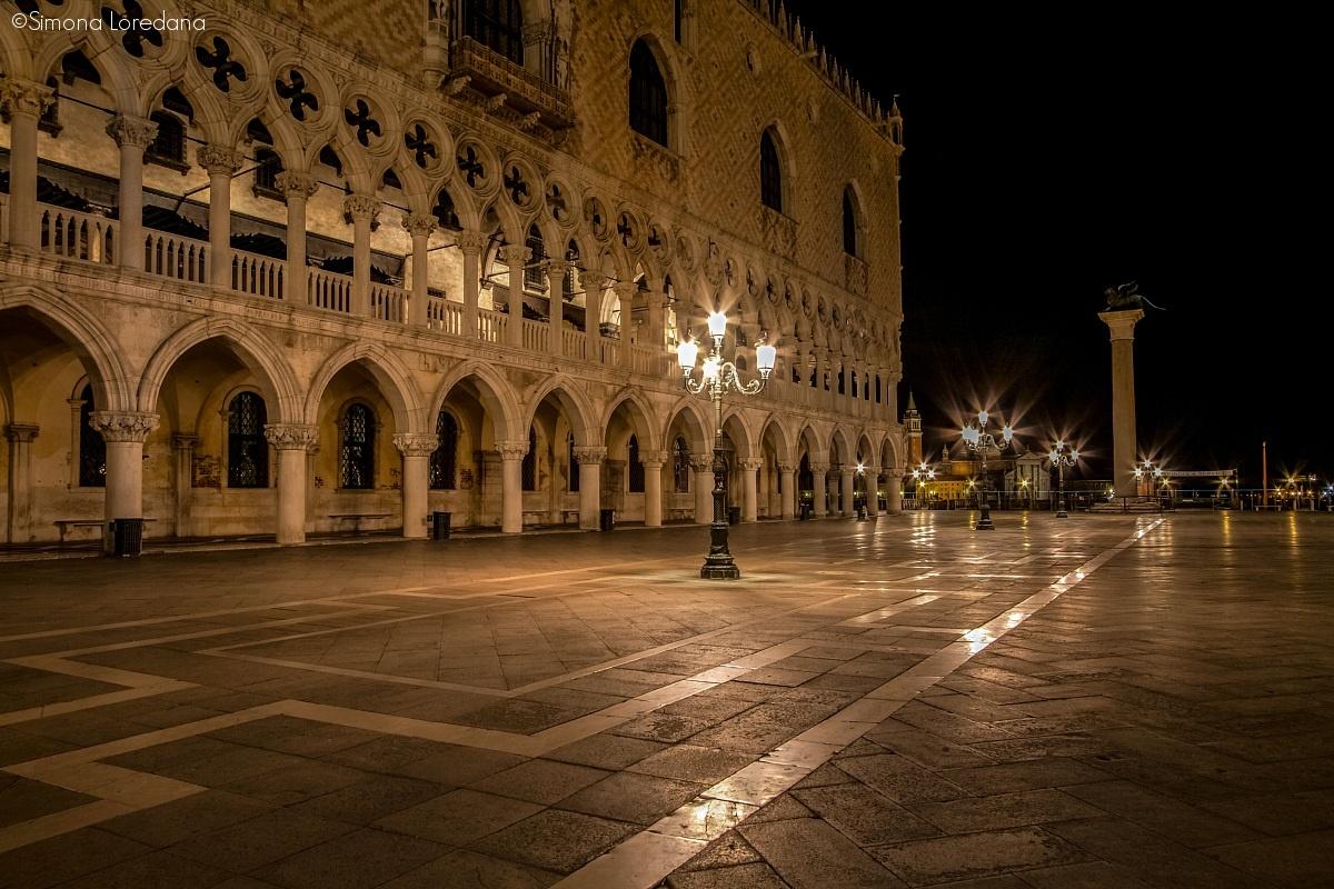 The series of Venetian Night .....
