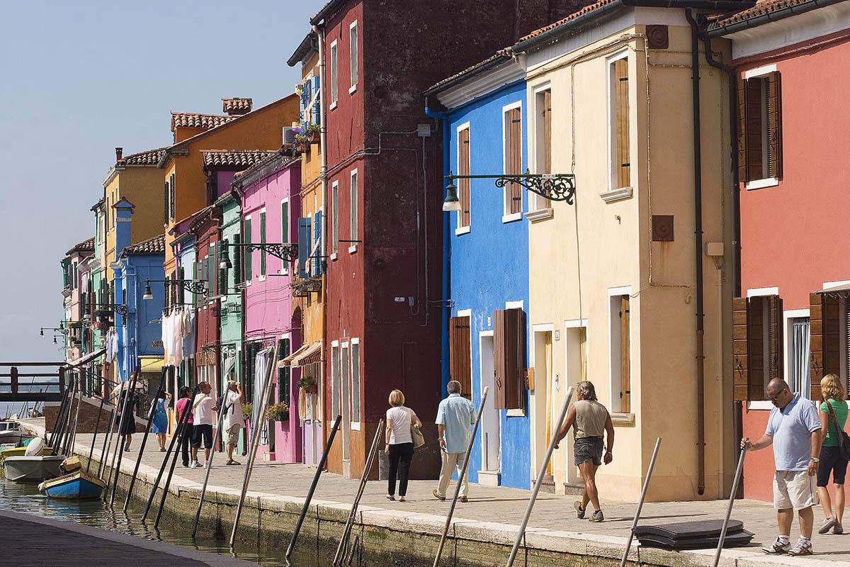 The colors of Murano (Venice)...