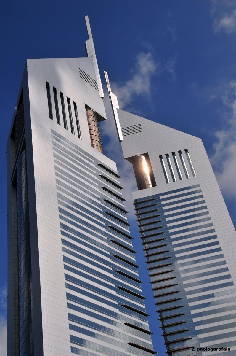 Dubai - Emirates Towers...