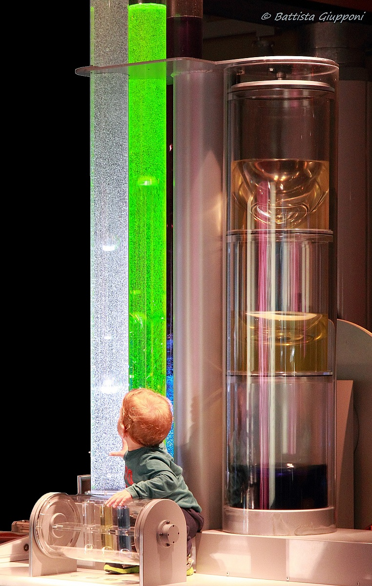 Small chemical - Science Museum - London...