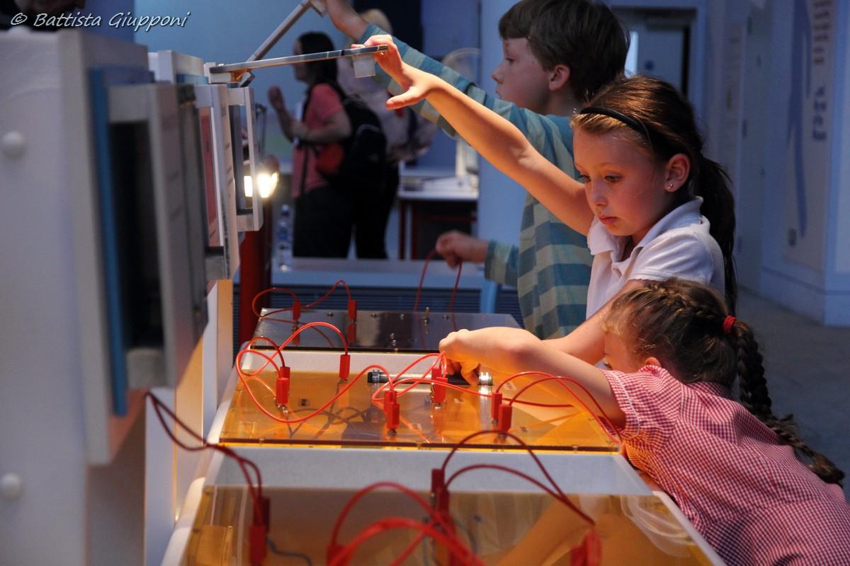 Little Women experience - Science Museum - London...