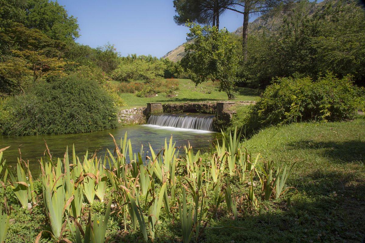 Gardens of Ninfa...