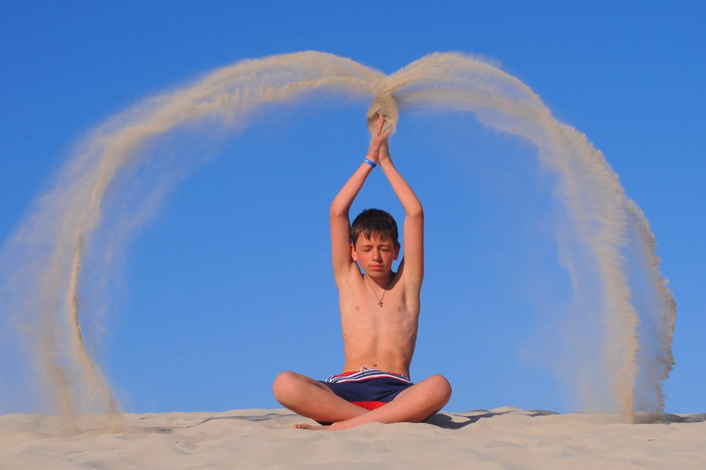 Capanna di sabbia .......