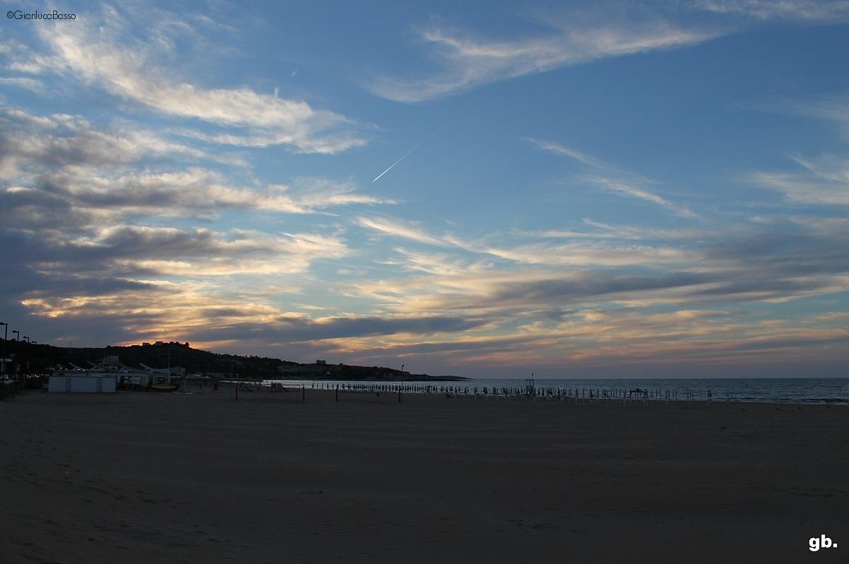 Vieste beach...