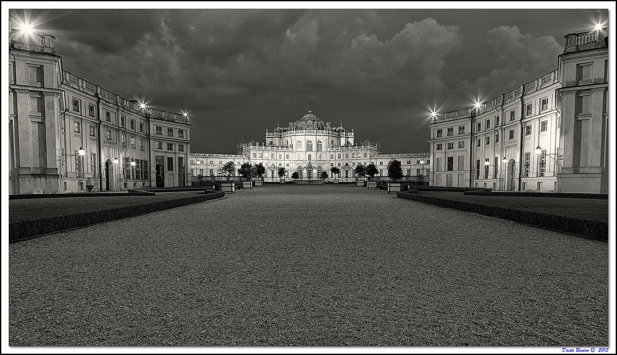 Hunting Palace of Stupinigi...