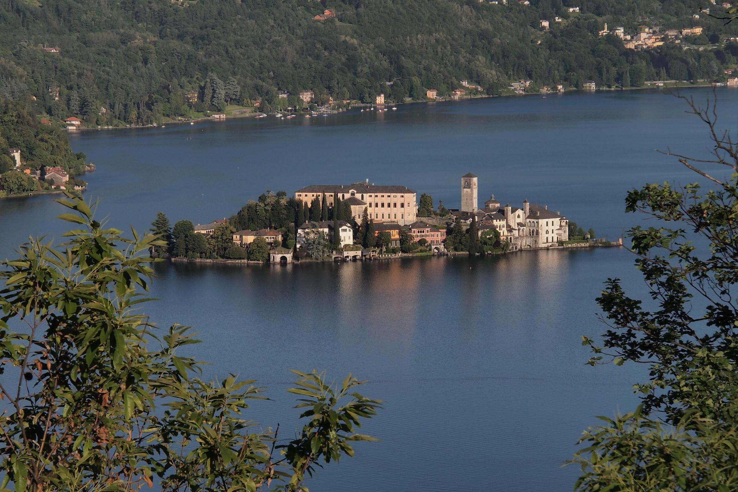 Lake Orta - Isola San Giulio...