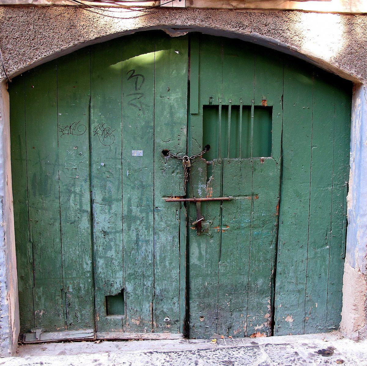 The Green Gate...