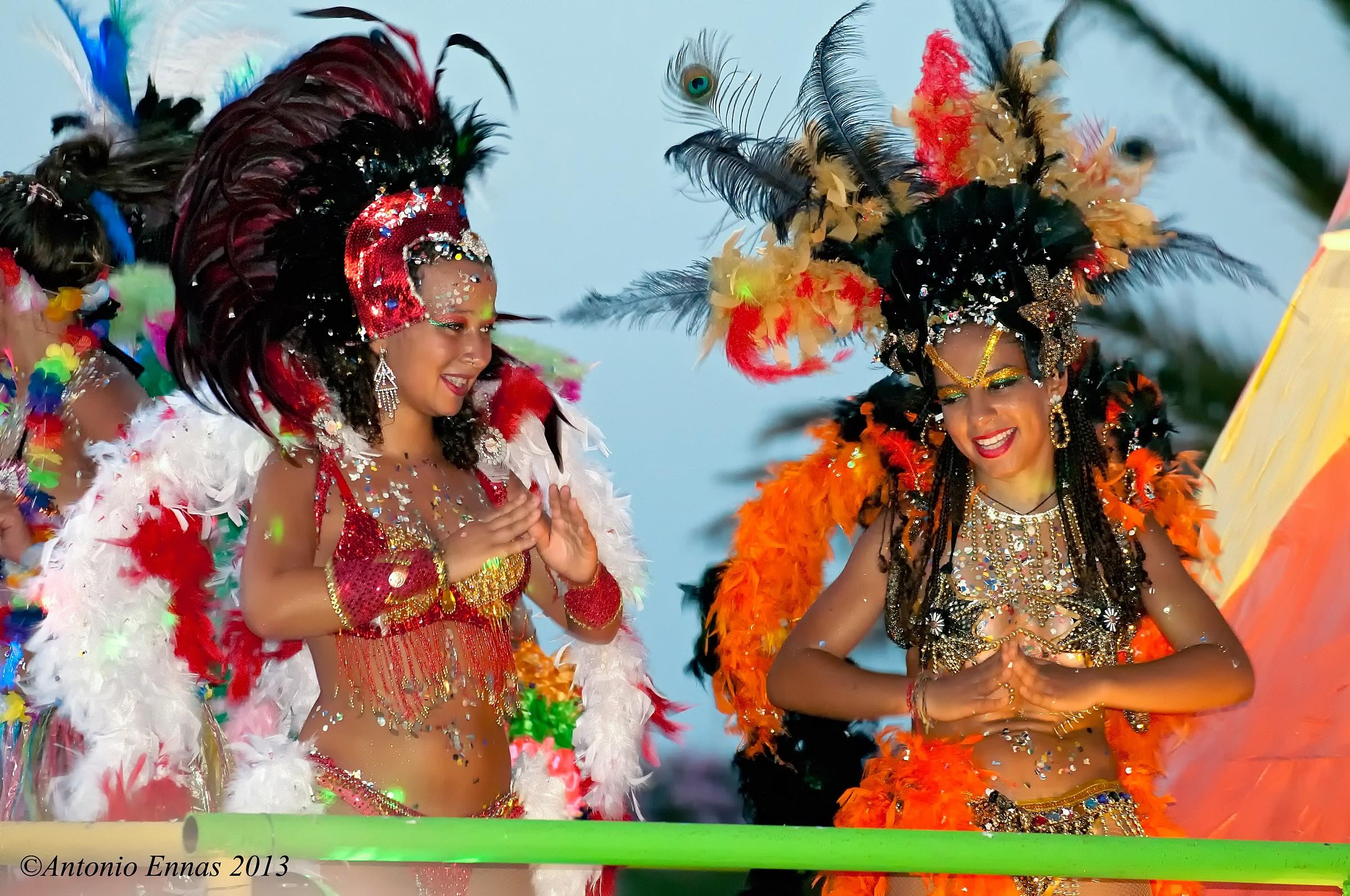 Summer Carnival 2013 .. Porto Torres...