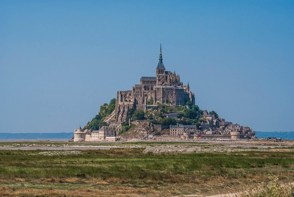 Mont Saint Michel 2...