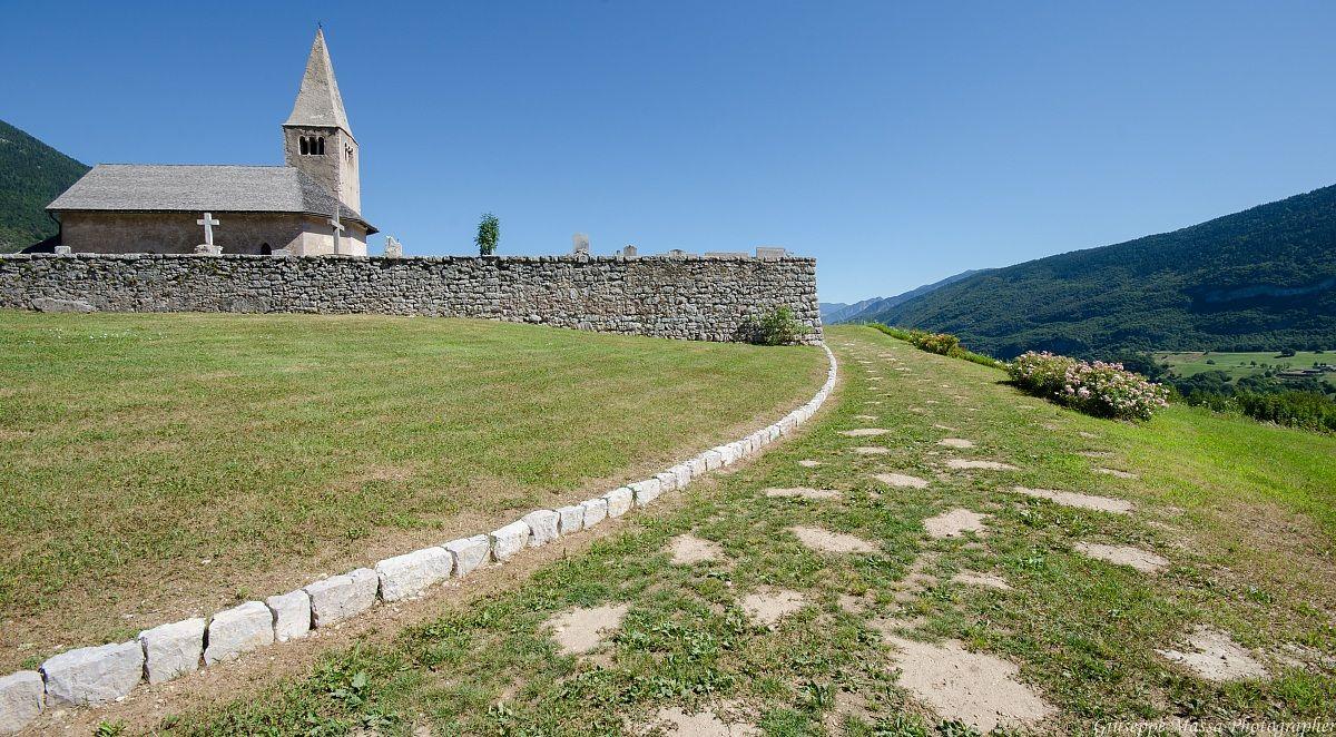 Church of St. Thomas - Cavedago (tn)...