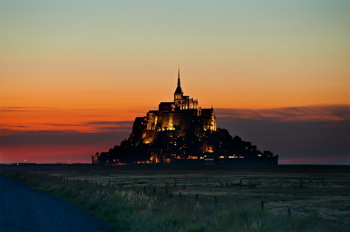 Mont Saint Michel...