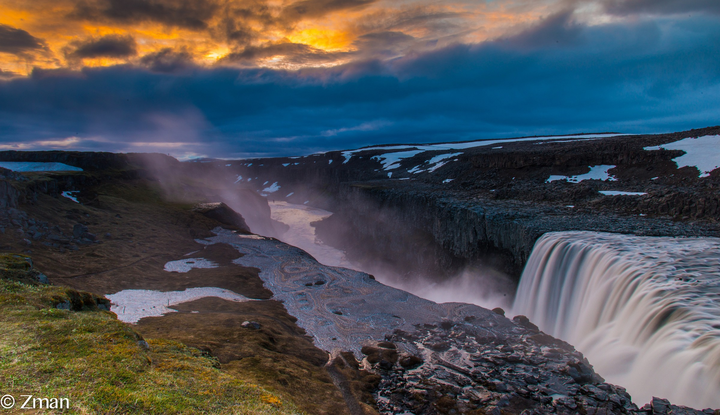 Another Mighty Waterfall...