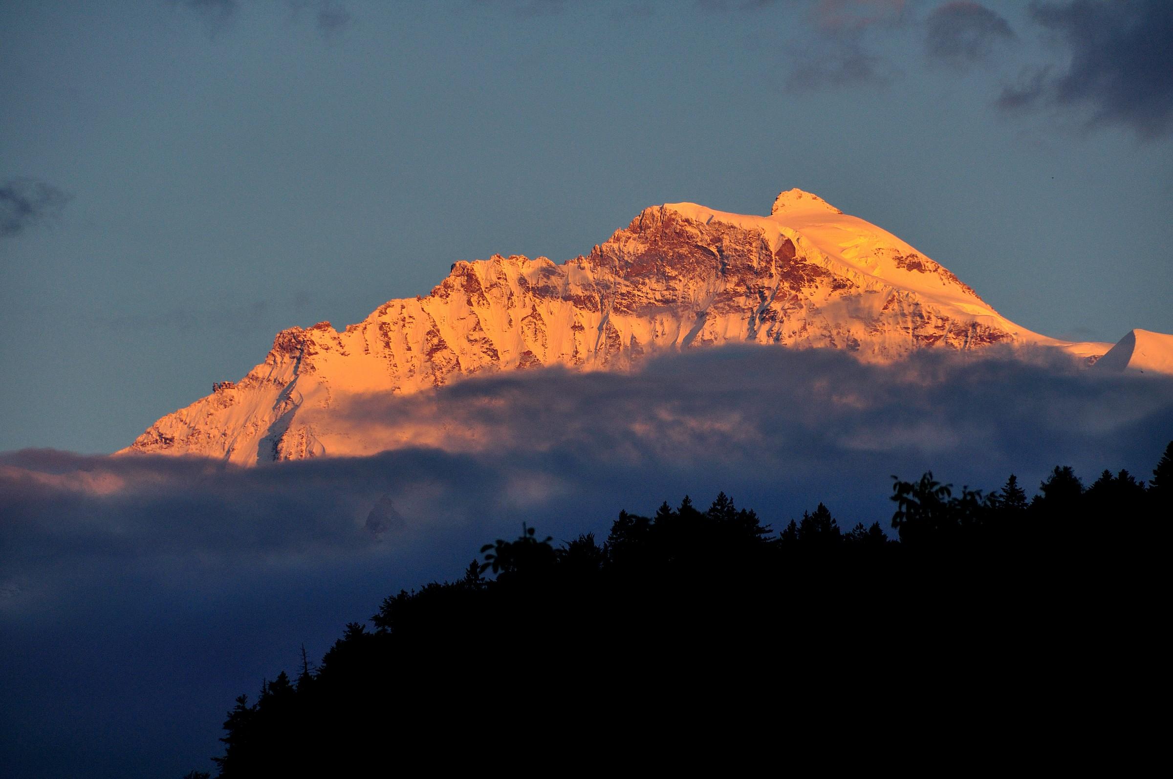 Above 4000 - Jungfrau -...