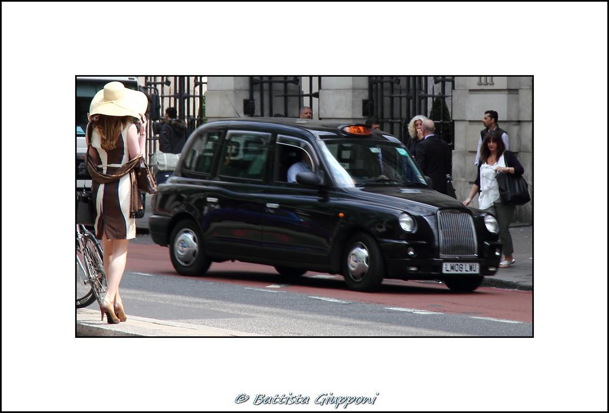 Lady London...