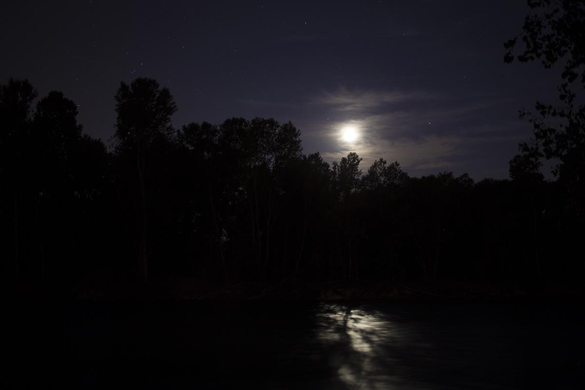 Ticino in the night...
