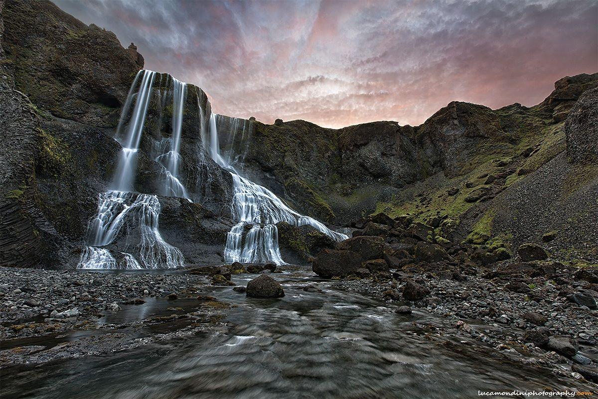 Wild falls...