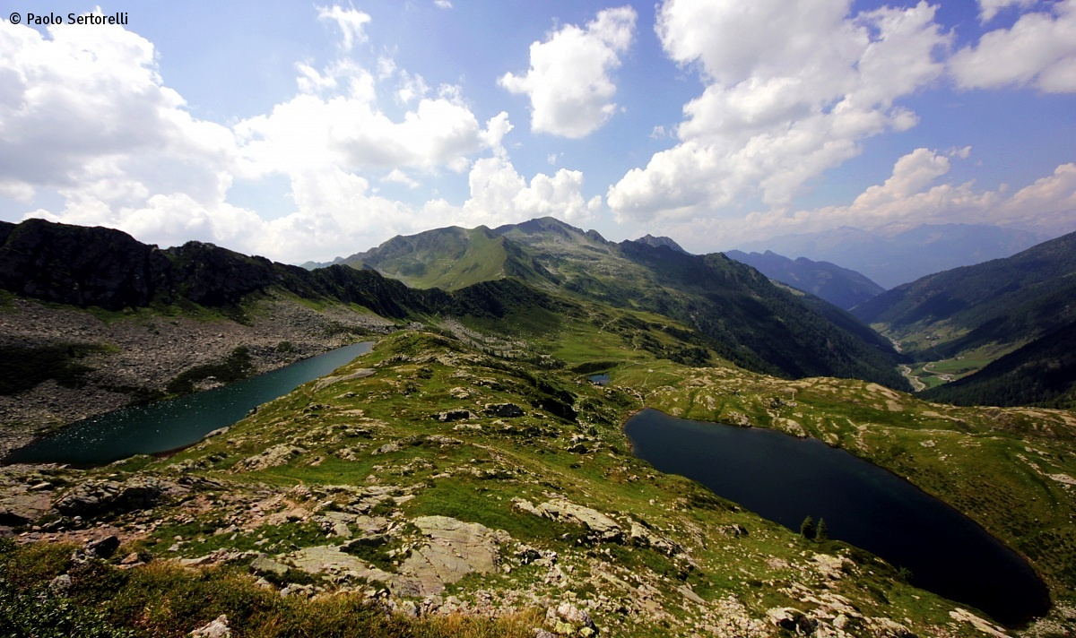 Val Tartano - I Tre Laghi...