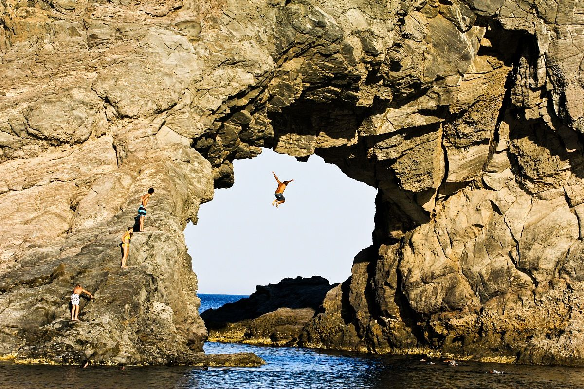 Cala Arc elephant-Pantelleria...