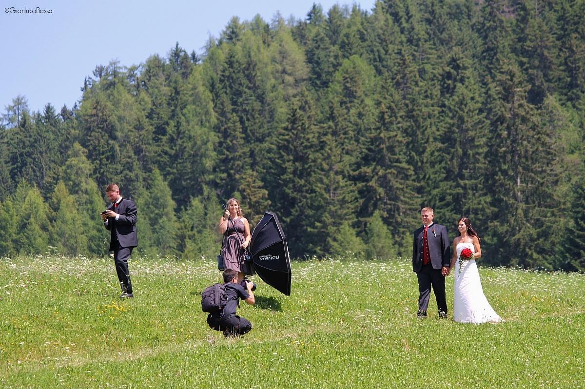 Matrimonio austriaco...