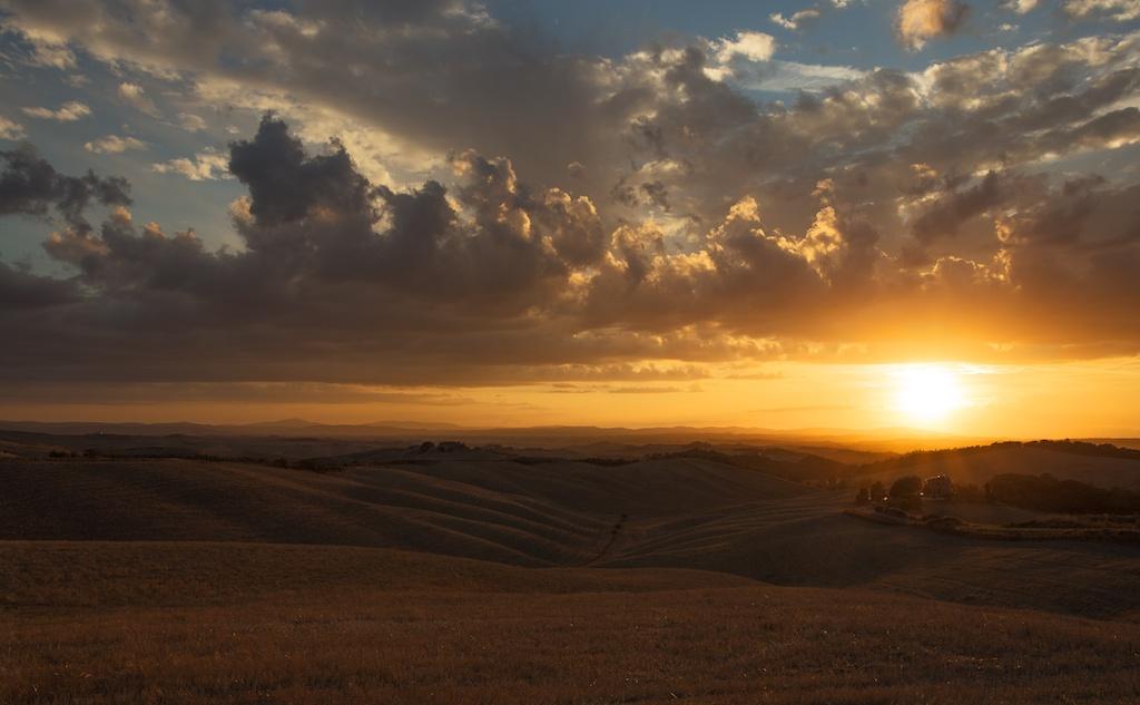 crete at sunset...