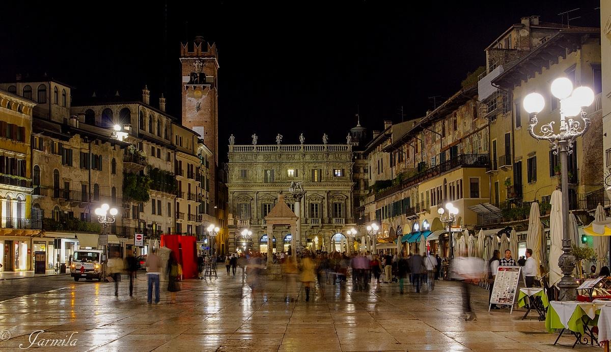 The Ghosts of Verona...