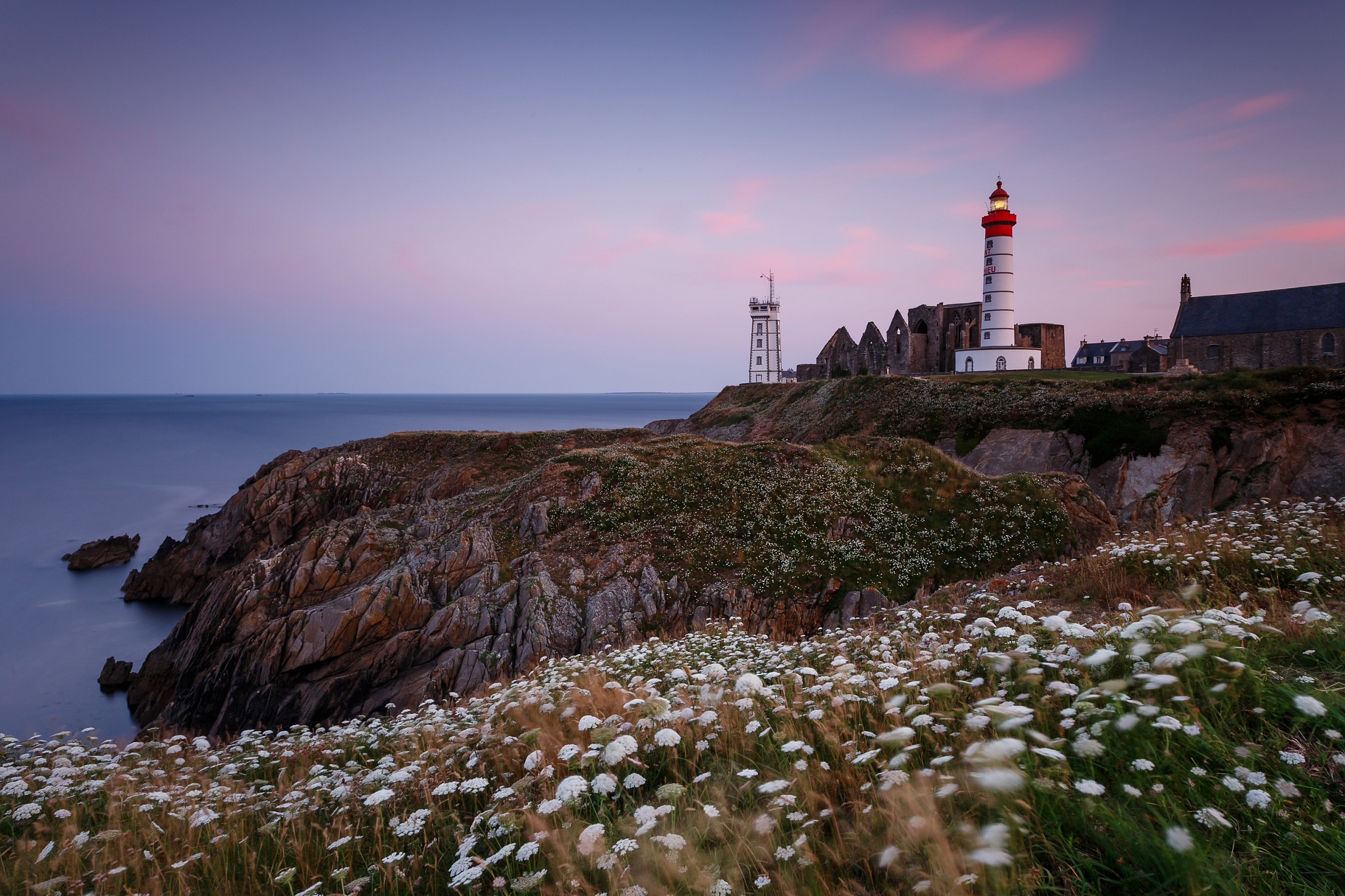 Finistere - Pointe Saint-Mathieu...