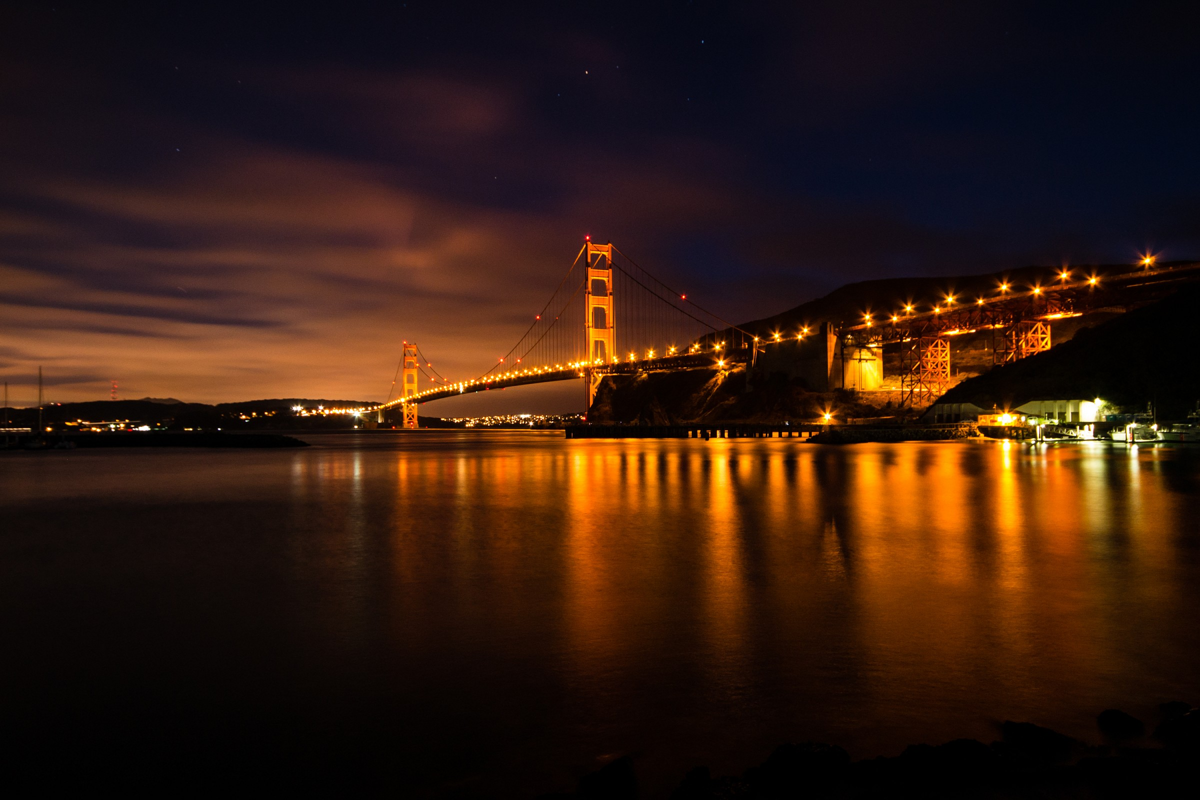 The Bridge...