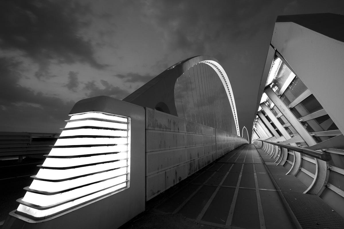 Calatrava Bridge Reggio Emilia...