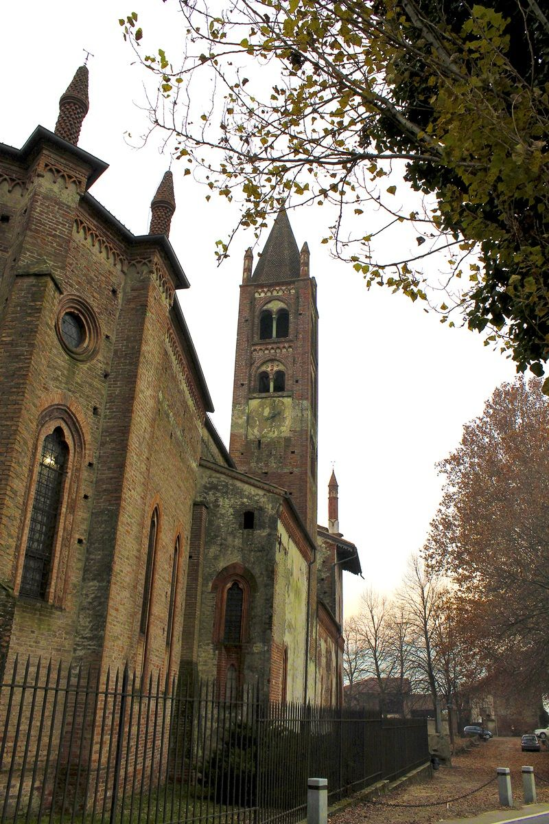 St. Anthony of Ranverso in autumn...