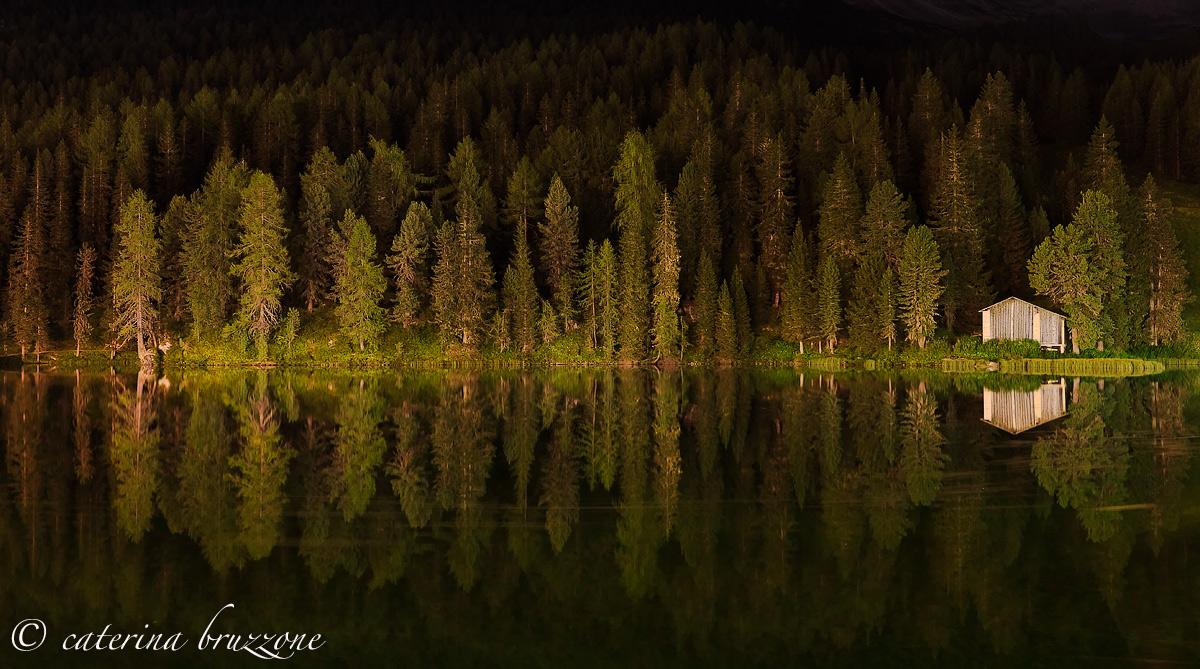 Lago Misurina...