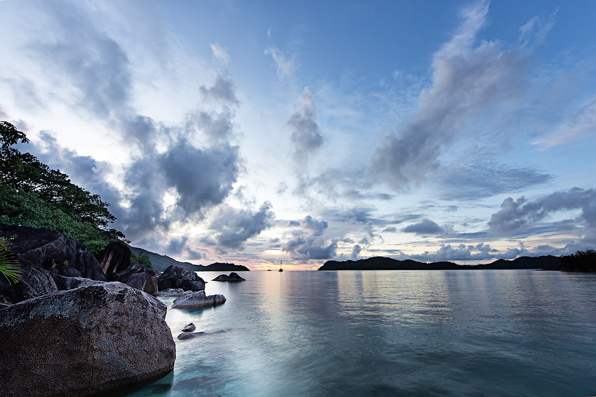 Postcard from the Seychelles Islands...